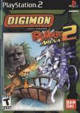 Digimon Rumble Arena 2 (PlayStation 2)