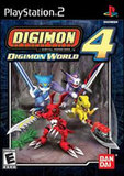 Digimon World 4 (PlayStation 2)