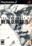 Document of Metal Gear Solid 2, The (PlayStation 2)