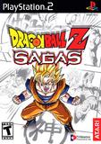 Dragon Ball Z: Sagas (PlayStation 2)