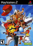 Fatal Fury: Battle Archives Volume 2 (PlayStation 2)