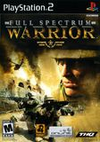 Full Spectrum Warrior (PlayStation 2)