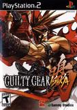 Guilty Gear Isuka (PlayStation 2)