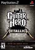 Guitar Hero: Metallica (PlayStation 2)