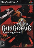 Gungrave: Overdose (PlayStation 2)
