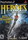 Heroes of Might and Magic: Quest for the Dragonbone Staff (PlayStation 2)