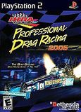 IHRA Professional Drag Racing 2005 (PlayStation 2)