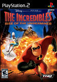 Incredibles: Rise of the Underminer, The (PlayStation 2)