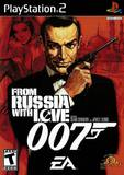James Bond 007: From Russia With Love (PlayStation 2)