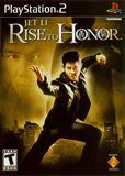 Jet Li: Rise to Honor (PlayStation 2)
