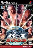 K-1 World Grand Prix 2003 (PlayStation 2)