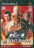 K-1 World Grand Prix: The Beast Attack! (PlayStation 2)