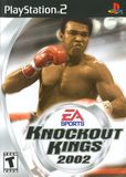 Knockout Kings 2002 (PlayStation 2)