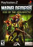 Marvel Nemesis: Rise of the Imperfects (PlayStation 2)