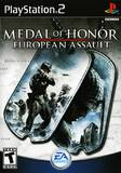 Medal of Honor: European Assault (PlayStation 2)