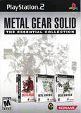 Metal Gear Solid: The Essential Collection (PlayStation 2)