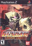 Mobile Suit Gundam: Zeonic Front (PlayStation 2)