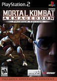 Mortal Kombat: Armageddon -- Premium Edition (PlayStation 2)