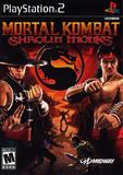 Mortal Kombat: Shaolin Monks (PlayStation 2)