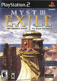 Myst III: Exile (PlayStation 2)