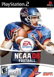 NCAA Football 08 (PlayStation 2)