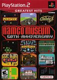 Namco Museum 50th Anniversary (PlayStation 2)