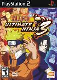 Naruto: Ultimate Ninja 3 (PlayStation 2)