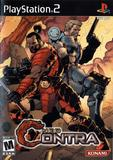 Neo Contra (PlayStation 2)