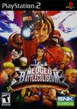 NeoGeo Battle Coliseum (PlayStation 2)