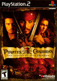 Pirates of the Caribbean: The Legend of Jack Sparrow (PlayStation 2)
