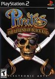 Pirates: The Legend of Black Kat (PlayStation 2)