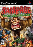 Rampage: Total Destruction (PlayStation 2)