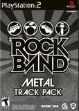 Rock Band: Metal Track Pack (PlayStation 2)