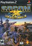 SOCOM: U.S. Navy SEALs (PlayStation 2)