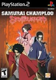 Samurai Champloo: Sidetracked (PlayStation 2)