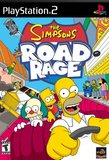 Simpsons: Road Rage, The (PlayStation 2)