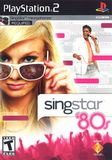 Singstar: '80s (PlayStation 2)