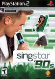 Singstar: '90s (PlayStation 2)