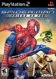 Spider-Man: Friend or Foe (PlayStation 2)