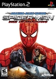 Spider-Man: Web of Shadows (PlayStation 2)