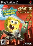 SpongeBob SquarePants: Creature from the Krusty Krab (PlayStation 2)