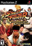 Street Fighter Anniversary Collection (PlayStation 2)