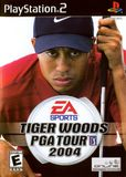 Tiger Woods PGA Tour 2004 (PlayStation 2)