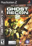 Tom Clancy's Ghost Recon 2 (PlayStation 2)