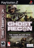 Tom Clancy's Ghost Recon (PlayStation 2)