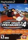 Tony Hawk's Pro Skater 4 (PlayStation 2)
