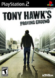 Tony Hawk's Proving Ground (PlayStation 2)