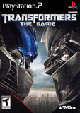 Transformers: The Game (PlayStation 2)