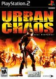 Urban Chaos: Riot Response (PlayStation 2)