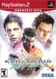 Virtua Fighter 4: Evolution (PlayStation 2)
